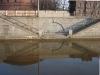 Обводный канал. Спуск между Газовым и Можайскими мостами