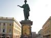 Одесская городская скульптура. Памятник Дюку Решелье