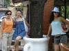 Одесская городская скульптура. Чашка