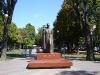 Одесская городская скульптура. Памятник Ивану Франко