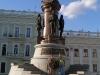 Одесская городская скульптура. Памятник Екатерине II