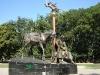 Одесская городская скульптура. Атаман Головатый