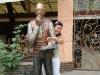 Одесская городская скульптура. Паниковский