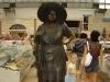 Одесская городская скульптура. Тетя Соня на Привозе