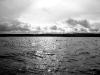 Озеро Сандал. На закате