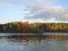 Озеро Сандал. Краски осени