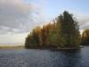 Озеро Сандал. Осенняя палитра