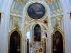 Парк Александрия. Иконостас Готической капеллы