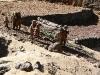 Парк миниатюр Pueblo Chico. Сценки из жизни гуанчей