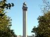 Парк Победы в Севастополе. Монумент Георгия Победоносца
