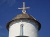 Перынский скит.  Купол церкви Рождества Пресвятой Богородицы