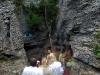 Вход в Пещеру Трехглазка