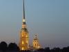 Петропавловская крепость. Вид с Невы