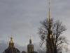 Петропавловская крепость. Вид с Кронверкской набережной