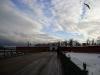 Петропавловская крепость. Иоанновский мост