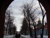 Петропавловская крепость. Арка Петровских ворот