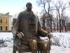 Петропавловская крепость. Памятник Петру I