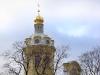 Петропавловская крепость. Купол Петропавловского собора