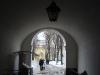 Петропавловская крепость. Арка Невских ворот