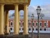 Петропавловская крепость. Вход в Петропавловский собор