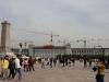 Площадь Тяньаньмэнь. Исторический музей Китая и памятник Народным Героям