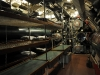 Подводная лодка Д-2 Народоволец. 1 отсек, носовой торпедный отсек