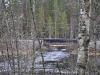 Железнодорожный мост на реке Келокоски