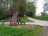Предгорье Орлицких гор. Велодорожки в пригороде Летограда