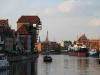 Река Молтава (Гданьск). Журав - ворота-кран