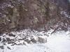 Река Прутец. Скалистые берега
