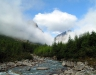 Река Сакукан. Панорама.