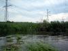 Река Северский Донец. Зарисовка