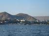 Морская прогулка к скале Золотые ворота. Вид на побережье