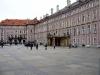 Собор Святого Вита. Президентский дворец в Пражском граде