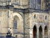 Собор Святого Вита. Золотые ворота и мозаика Страшный суд