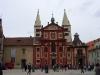Собор Святого Вита. Базилика Святого Иржи и часовня Святого Яна Непомуцкого