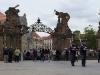 Собор Святого Вита. Парадные ворота в Пражский град