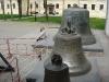 Софийская звонница. Купола XVII века