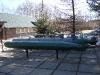 Городской музей славы. Торпеда и торпедный аппарат