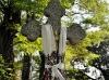 Свято-Введенская церковь. Крест в честь прихожан, на средства которых был реконструирован храм в 1889-1990 годах