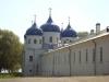 Свято-Юрьев монастырь. Крестовоздвиженский собор, 1827 год