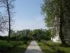 Свято-Юрьев монастырь. Дорожка к Киворию