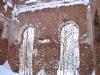 Усадьба Гостилицы. Вид из левого крыла