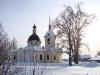 Усадьба Гостилицы. Церковь у усадьбы