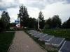 Варлаамо-Хутынский монастырь. Мемориал защитникам