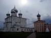 Варлаамо-Хутынский монастырь. Спасо-Преображенский собор и церковь Варлаама Хутынского