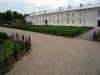 Варлаамо-Хутынский монастырь. Монастырский двор