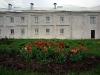 Варлаамо-Хутынский монастырь. Здание гостиницы и библиотеки