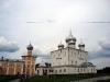 Варлаамо-Хутынский монастырь. Церковь Варлаама Хутынского и Спасо-Преображенский собор