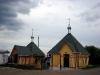 Варлаамо-Хутынский монастырь. Святой источник и купель